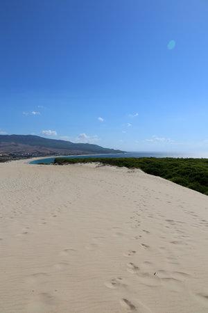 The Duna de Bolonia