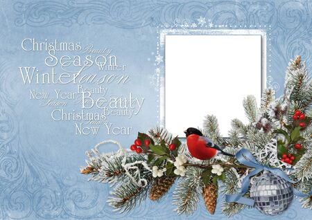 greeting card: christmas greeting card