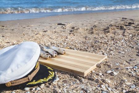 culinaire: Marine culinaire encore la vie avec de la bi�re, du poisson et Cap Marine