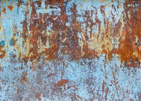 Multi-colored surface with rust elements. Stok Fotoğraf - 132615359