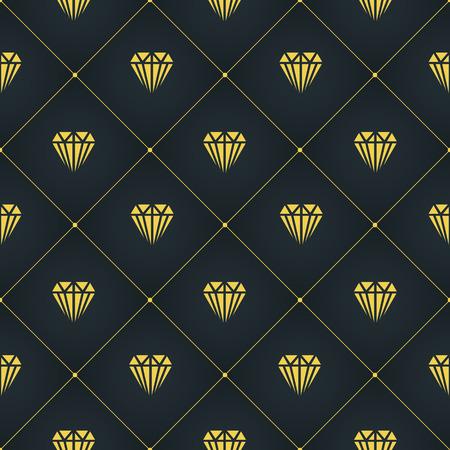 Oriental pattern design texture. Vintage style.Vector illustration Imagens - 63465794