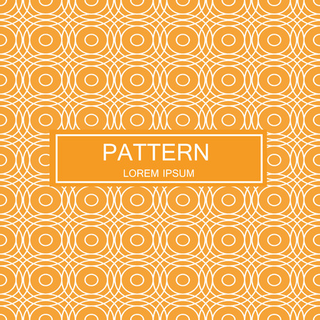 Abstract striped textured geometric seamless pattern. Vector. Imagens - 63714832