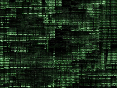 binary codes from monitor