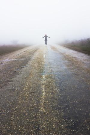 トレッカー道女性空