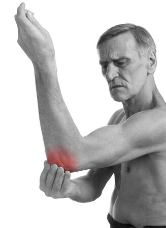 elbow pain: Pain Isolated