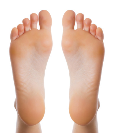 Health concept Female foot 版權商用圖片 - 29470297