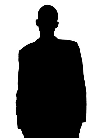 unnamed: Silhouette Stock Photo