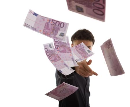 Money talk photo