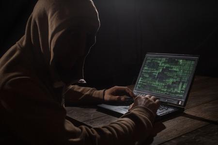 hacker: black mail