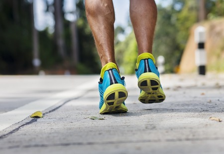 Runner training Imagens - 41887693