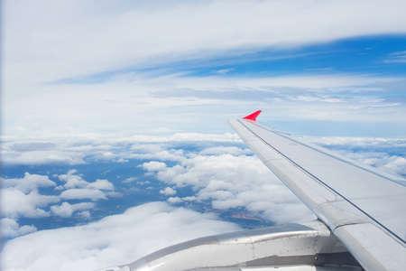 plan éloigné: sky view