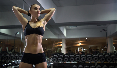 beautiful body: fitness result