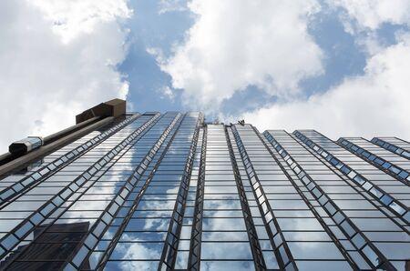 Sky scraper in big city.kuala Lumpur.Malaisia