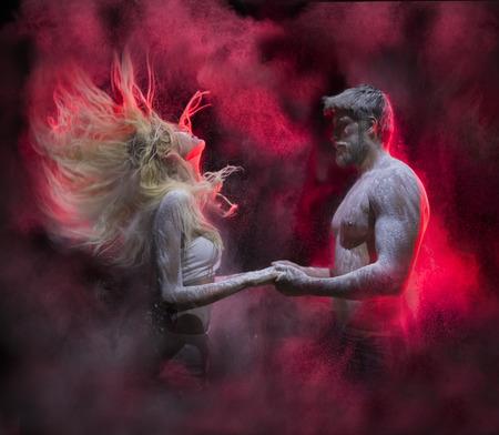 erotic fantasy: unusual love