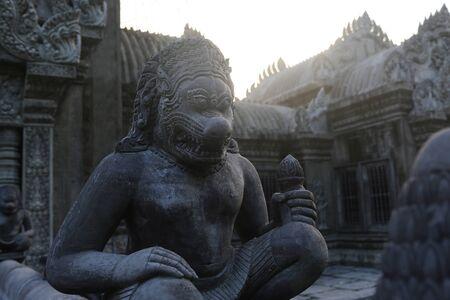 daemon: Statue of daemon