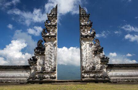 pura: pura Lempuyang ,Bali, Indonesia Stock Photo