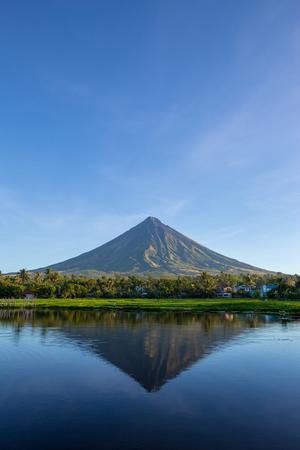 Mayon Volcano,Philippines Imagens