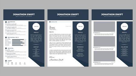CV/Resume Design