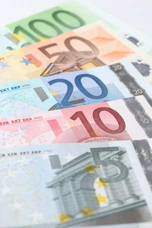 euro banknotes: euro banknotes