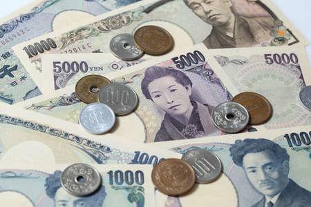 japanese currency: Japanese currency notes, Japanese Yen