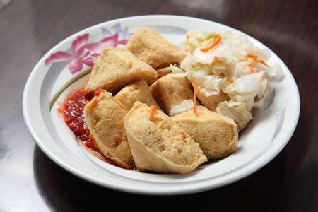 중국과 대만의 전통 유명한 음식 - 냄새 나는 두부