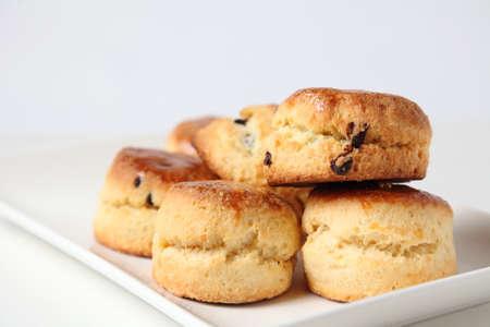 teacake: scone