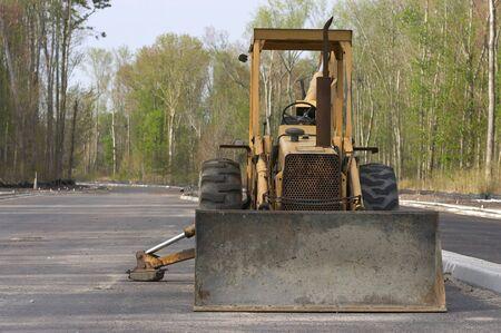 front end: front end loader