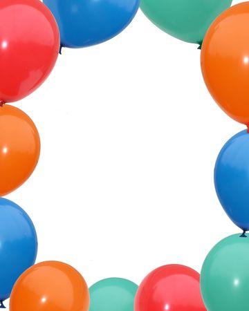 balloon frame Stock Photo - 616595