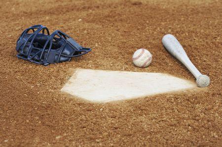 baseball equipment Stock Photo - 870519