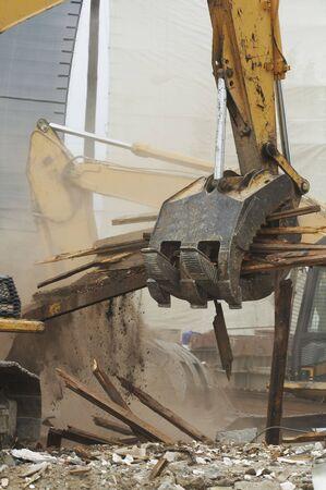 construction equipment Standard-Bild