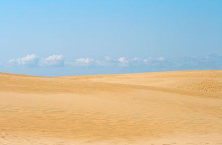 nags: las dunas de arena