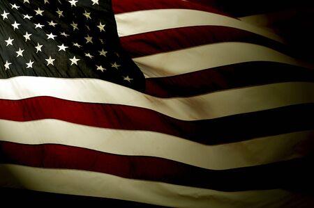 usa flag Standard-Bild