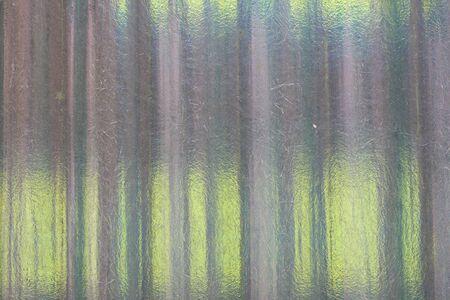 fibra de vidrio: macro foto de la luz a trav�s de fibra de vidrio Foto de archivo