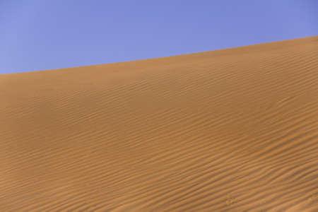 Desert sands on the Arabian Peninsula photo