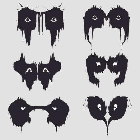 intimidation: Logo as a terrible black eye