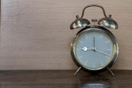 past midnight: alarm clock