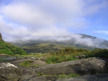 Killarney National Park, Ireland Stock Photo