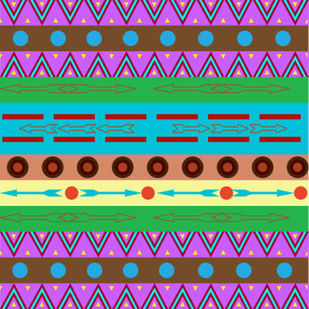 blankets: Tribal ethnic seamless pattern. It can be used for cloth, bags, notebooks, cards, envelopes, pads, blankets, packing