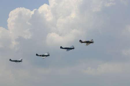 aviators: Spitfire