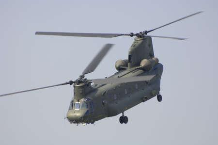 aviators: Chinook helicopter