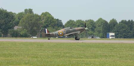 world war two: World War Two fighter plane