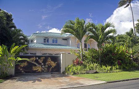 Luxury house Stock Photo - 585027