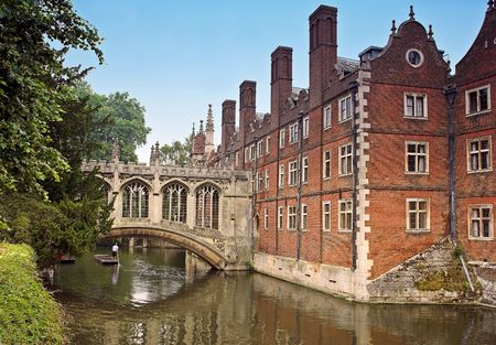 Universiteit van Cambridge, Engeland
