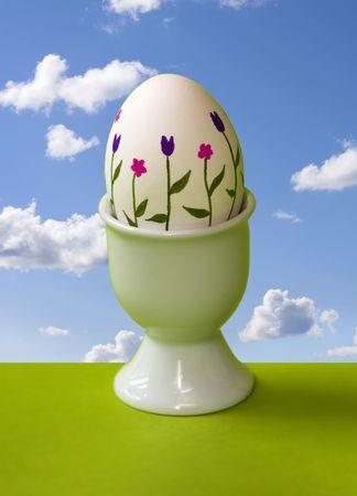 Easter egg Stock Photo - 589221