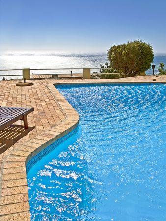 My pool Foto de archivo