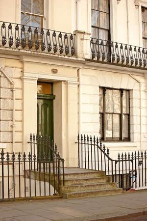 Hermosa arquitectura antigua en el centro de Londres