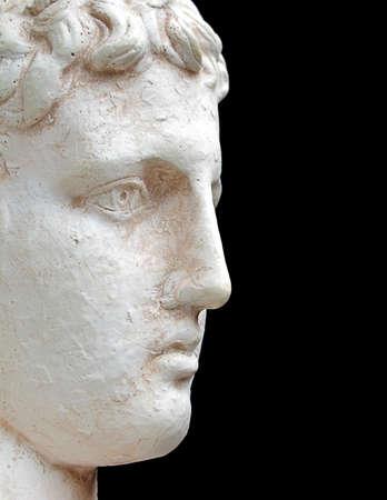 The Thinker - Ancient greek philosopher photo