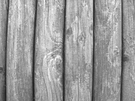 A photo of an old wall of timber photo