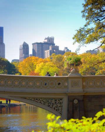 central america: Central park, Manhattan, New York, USA