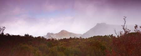 natural wonders: Madeira island landscape - natural wonders of Portugal
